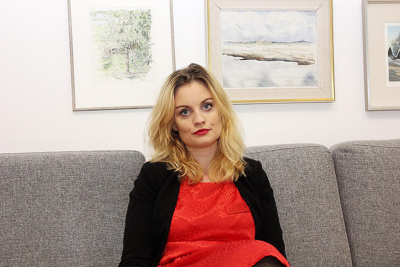 Intervju med förbundsordförande Elin Ylvasdotter inför partikongressen