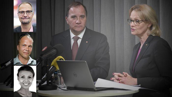 Nej, Sverige har inte ett invandringsproblem